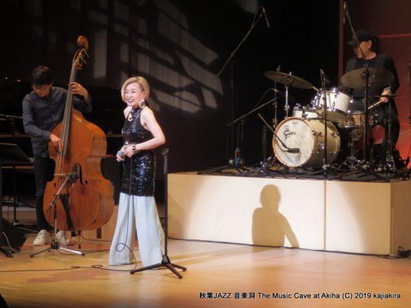 大野えり4@秋葉JAZZ 音楽洞 The Music Cave at Akiha