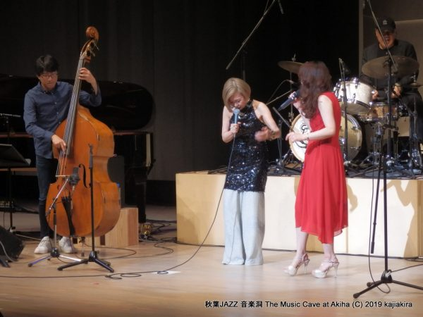 Jam Session@秋葉JAZZ 音楽洞 The Music Cave at Akiha