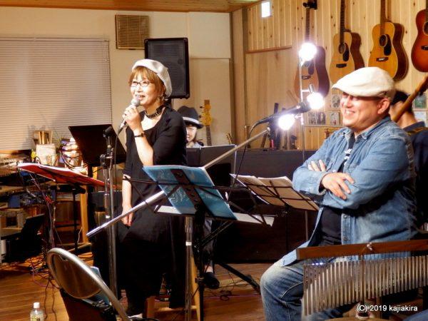 裏窓 Live in 加茂 LJ Studio 2019.06.30