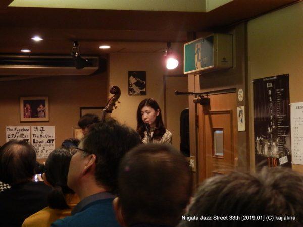 さえこトリオ&八木澤寛子@ジャズ喫茶 A7「第33回新潟ジャズストリート」20190119