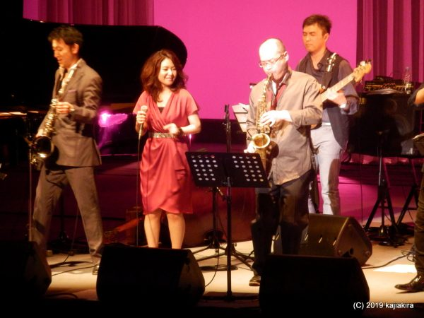 Amateur Jazz Festival in Mitsuke