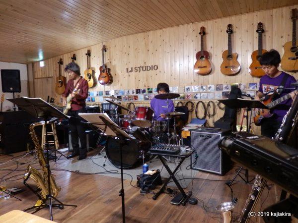 MPO Live@LJ Studio(加茂市)