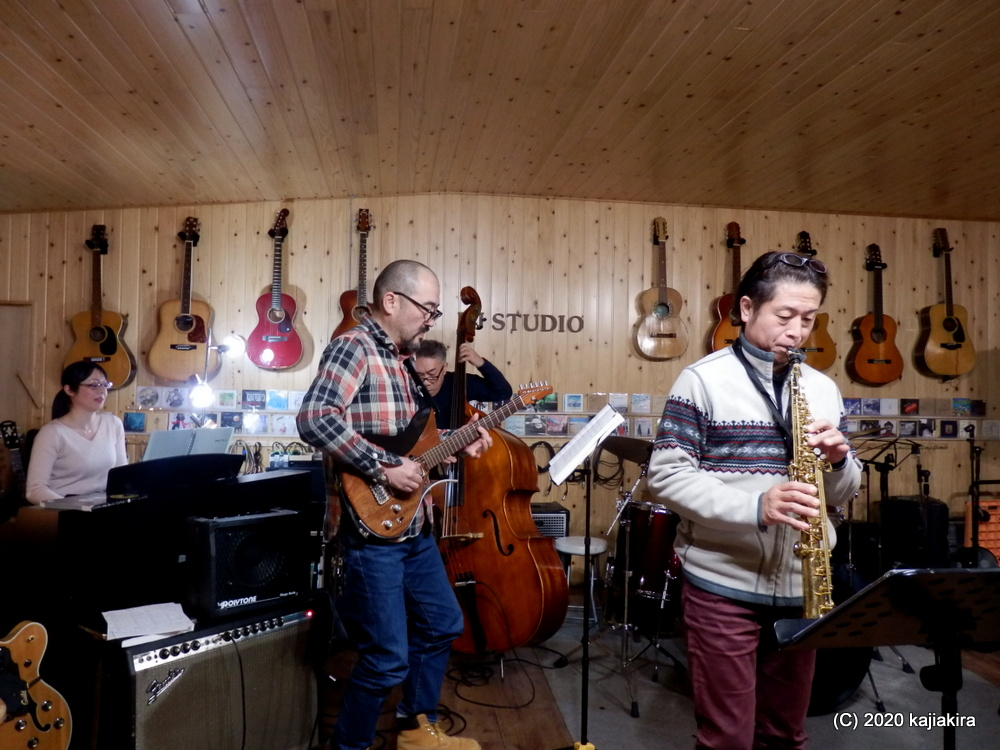 LJ JAZZ Session 2020~Tuesday Night[2020.01.14]