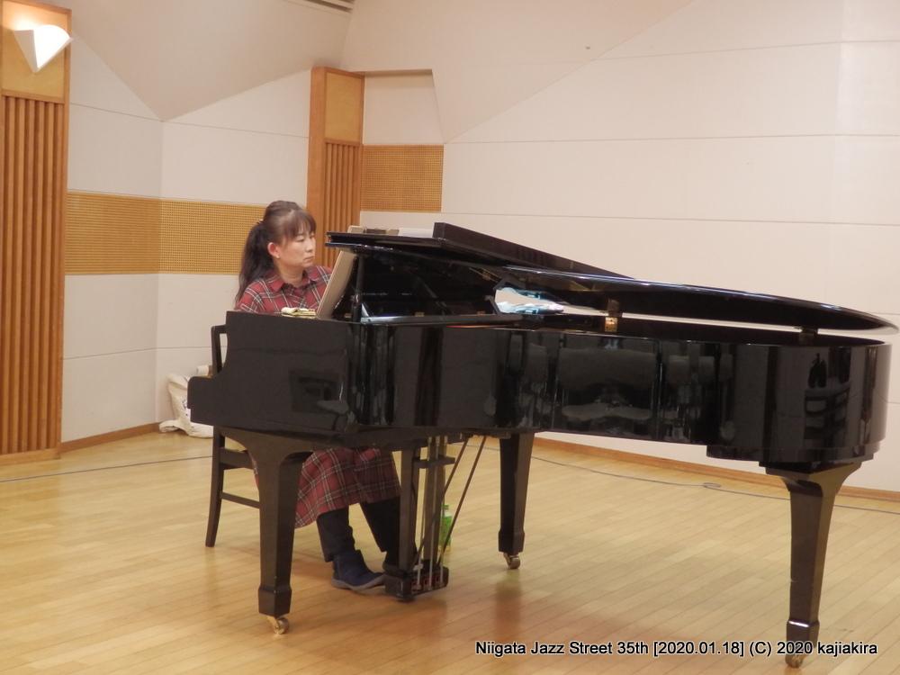 沢辺クマハ【東京】[音楽文化会館 練習室13]第35回新潟ジャズストリート