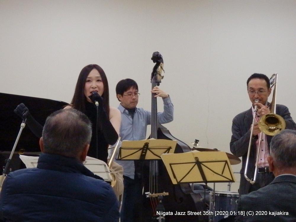 大野商店音楽隊[音楽文化会館 練習室10]第35回新潟ジャズストリート