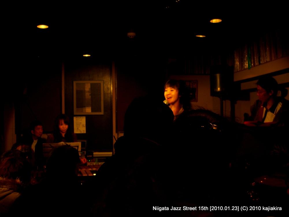 第15回新潟ジャズストリート(8) ジャムセッション with Separam【JAZZY SPACE CATS HOUSE】