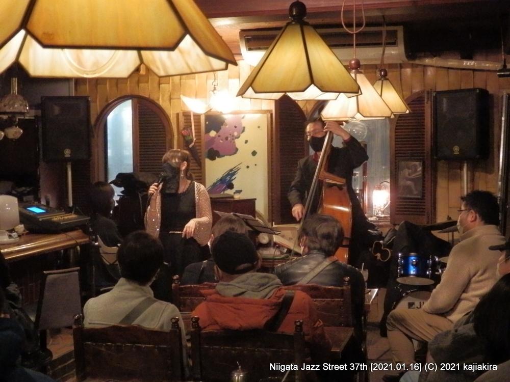 Niigata Jazz Street 37th